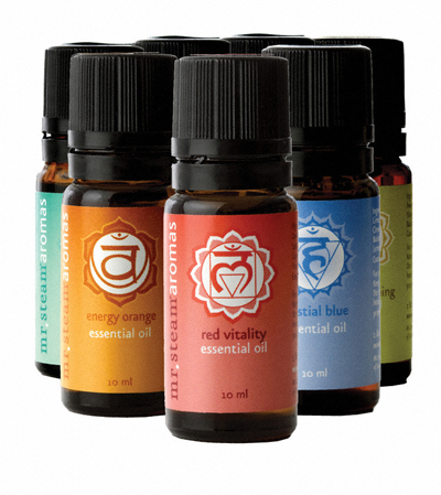 Chakra Blend Essential Oils